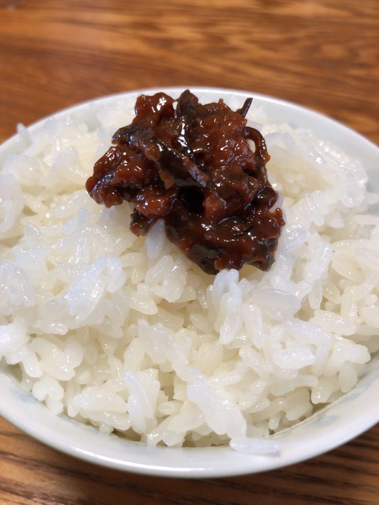 米の日 金山寺味噌